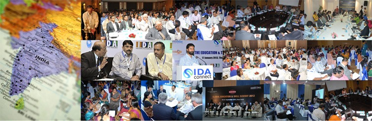 IDA Connect Workshops at Worlddidac India 2014