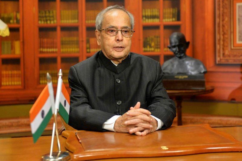 Pranab Mukherjee, President of India
