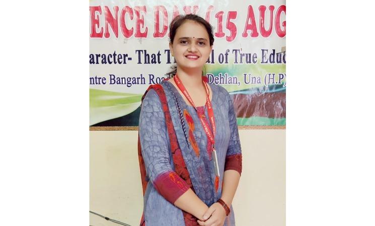 Mrs. Tamanna Sharma
