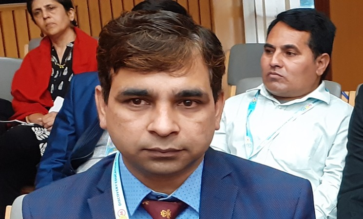Mr. Sujeet Chhikara